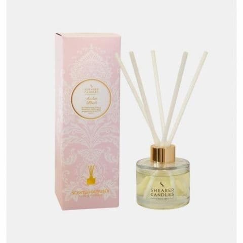 Amber Blush Scented Reed Diffuser 100ml